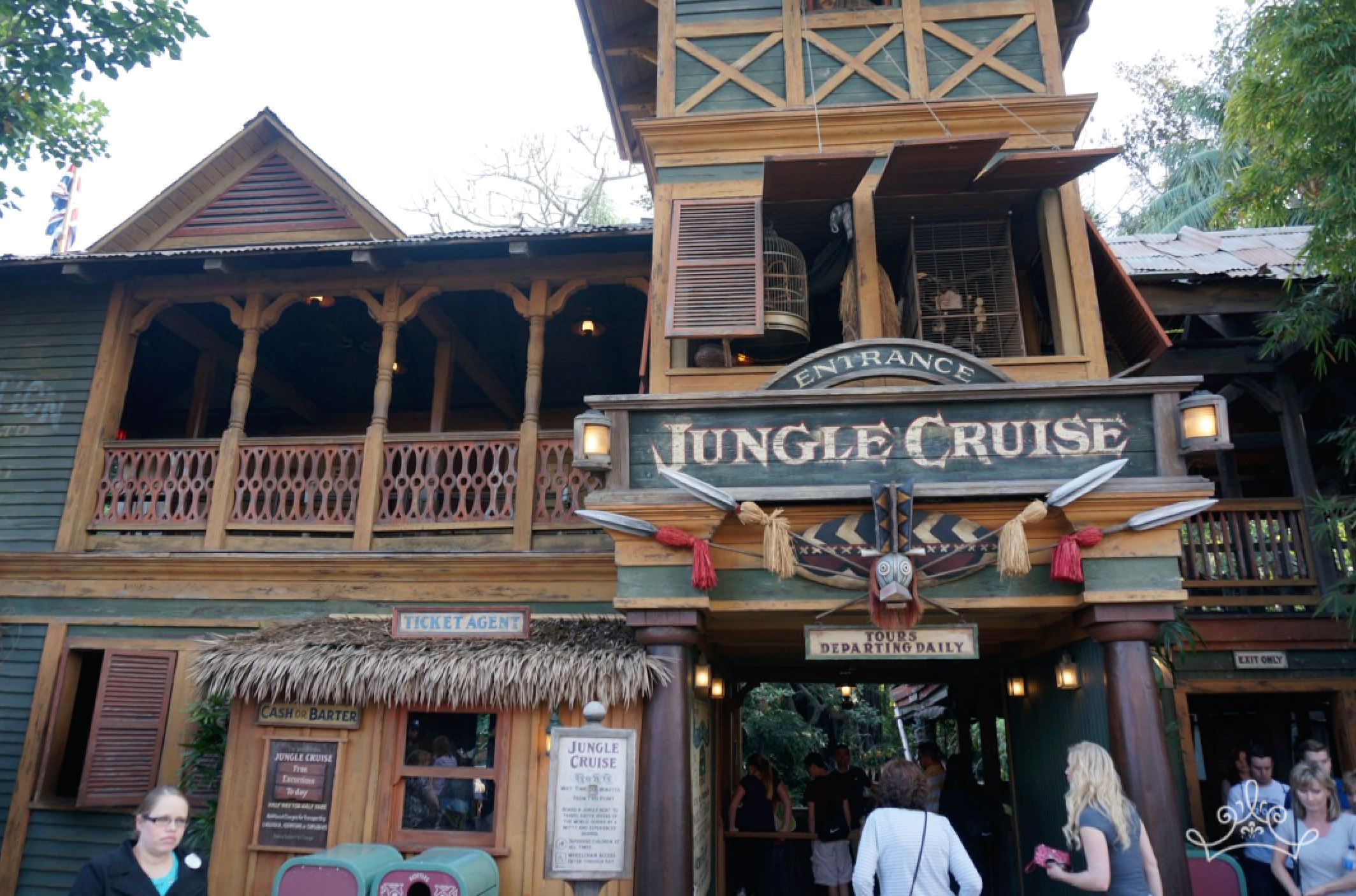 Jungle Cruise Duchess Of Disneyland
